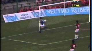 1992 (May 19) AC Milan (Italy) 0-Brazil 1 (Friendly).mpg