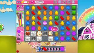 Candy Crush Saga Level 894 No Boosters