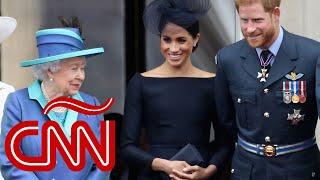 El Megxit y más escándalos de la familia real británica