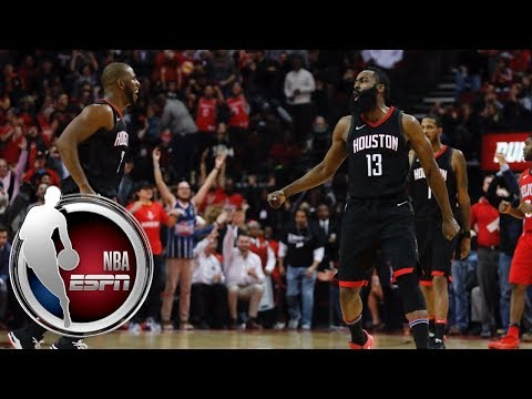 James Harden and Chris Paul are thriving together as Houston Rockets | ESPN