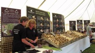 The Garlic Festival  - The Isle of Wight