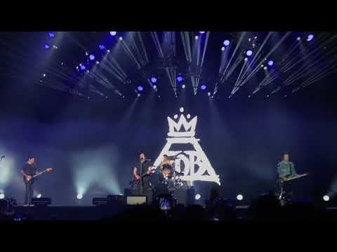 Fall Out Boy MINIA Tour in Shenzhen, 05/04/2018