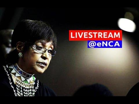 LIVE: ANCWL celebrate Winnie Mandela's 80th birthday