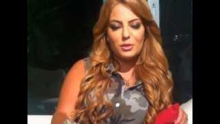 ليليا الأطرش أول مرة مع صباياAljaras