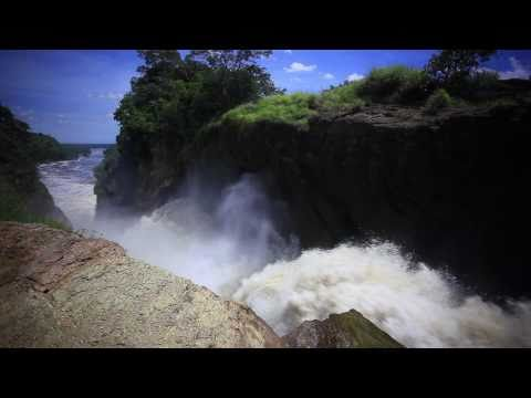 Murchison Falls National Park video UGANDA Africa Beautiful Sights
