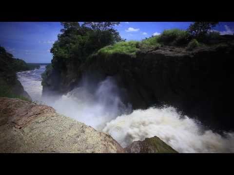 Murchison Falls National Park video UGANDA Africa Beautiful Sights