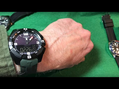 Tissot T-Touch Expert Solar Review