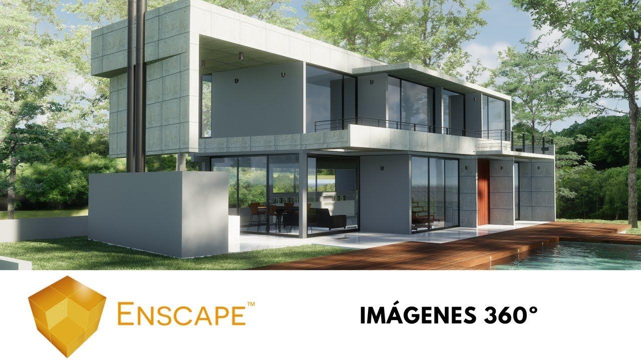 Enscape - 07- Render 360
