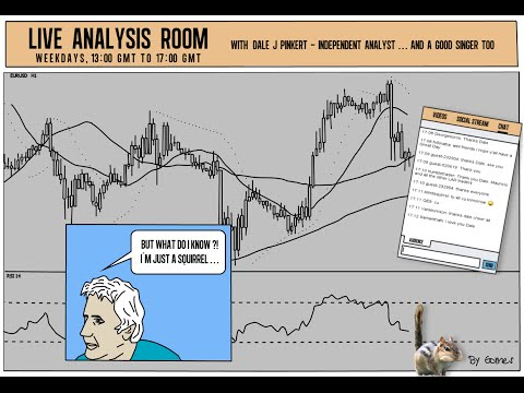 Forex Live Analysis Room Show 566th + interview with Raoul Pal