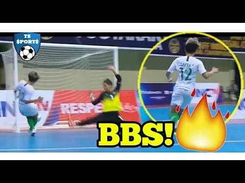 CUKUR HABIS MYANMAR, INDONESIA (5) VS (1) MYANMAR - Full Highlights AFF FUTSAL 2018