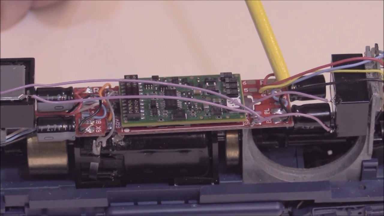 Model Trains | DCC Controllers & Decoders For Sale | Tony's
