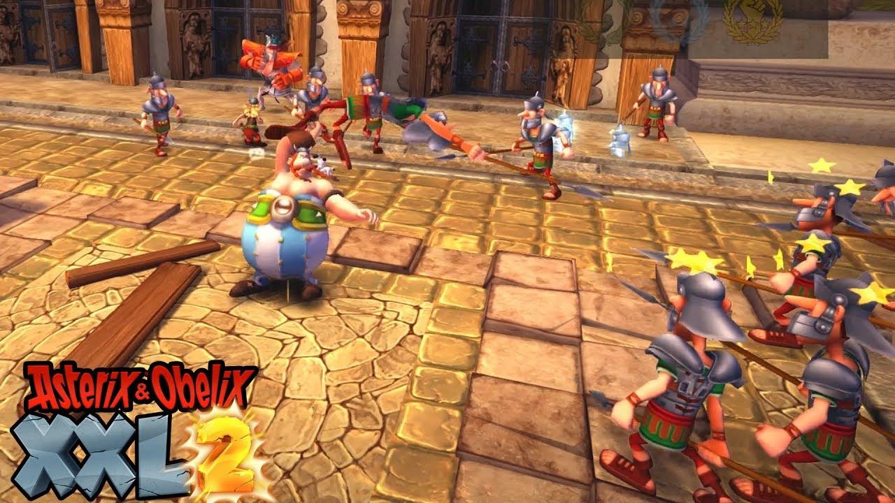 Asterix Obelix Xxl 2 Remastered Gameplay 04 Nintendo Switch