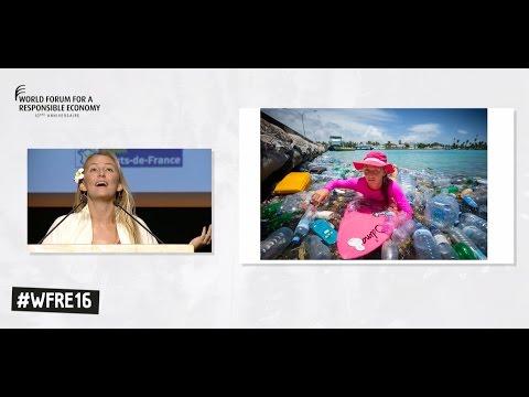 Alison Teal Opening Speech at World Environmental Forum
