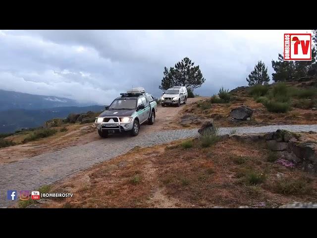 Resgate entre Carris e Pico da Nevosa