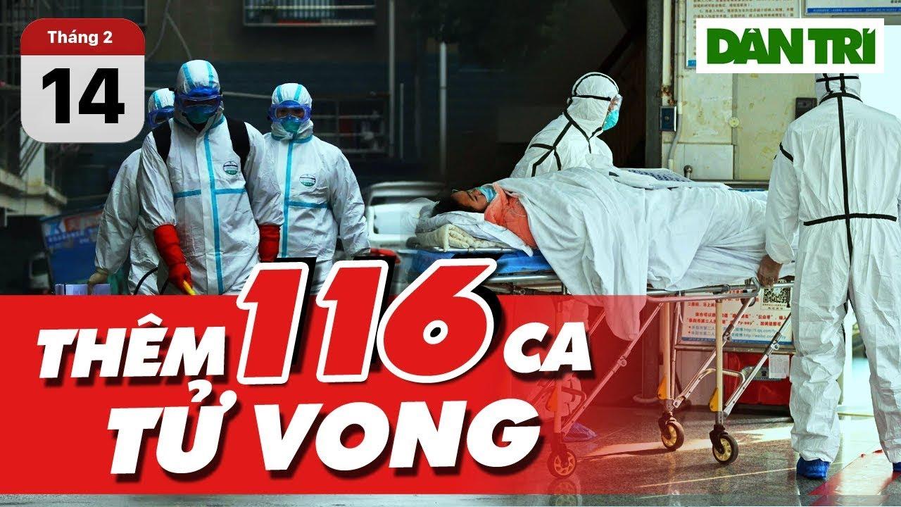 Gần chạm mốc 1.500 người chết vì Virus Corona ở Trung Quốc