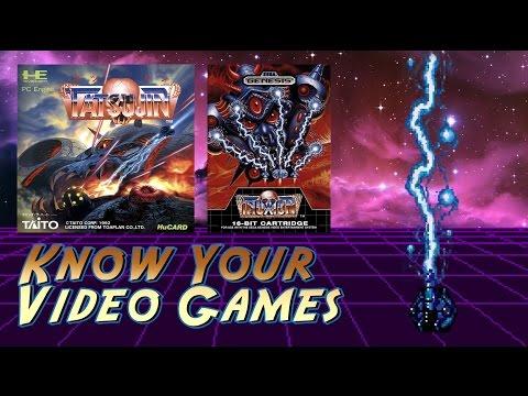 Truxton for Sega Genesis, PC-Engine and Arcades - Review