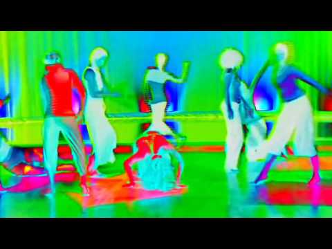 ThisWayUp.TV (Remixed) fan made dance video - music: Afro Celt Sound System - Persistence Of Memory