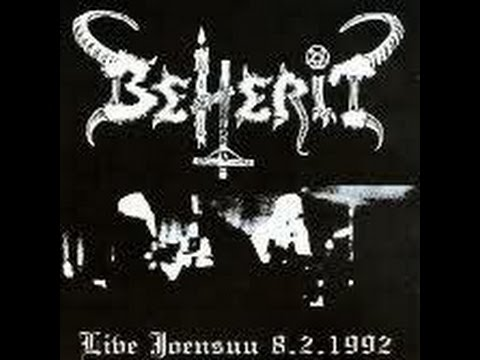 Beherit - Live Joensuu (08.02.1992) (FULL BOOTLEG)