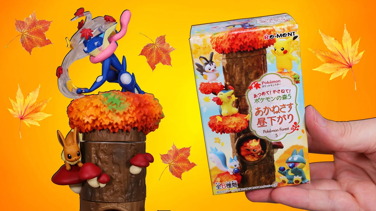 After a powerful storm sets a series of devastating events in motion, ori must journey to find courage and confront a dark nemesis to save the forest of nibel. Opening 10 Pokemon Forest Mystery Mini Blind Boxes Autumn Leaves Youtube