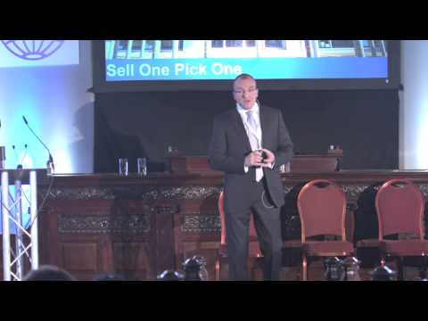 Achieving success in an omni-channel world - John Munnelly, John Lewis Partnership