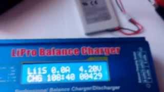 видео Проверить аккумулятор (батарею ) ноутбука