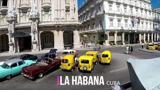 La Habana en Turibus Jul 2017 4K
