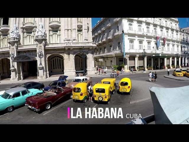 La Habana 및 Turibus Jul 2017 4K