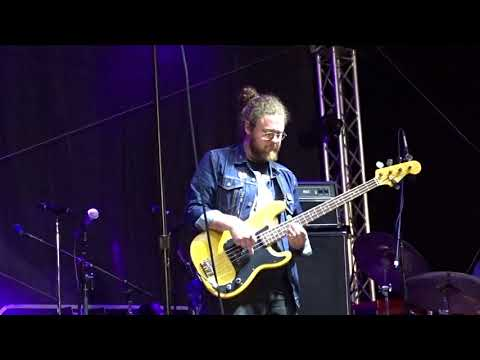 ''FRAUDULENT WAFFLE''' The Marcus King Band @Canton Waterfront Park, Baltimore, MD 9-6-17