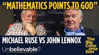 Oxford Prof John Lennox: Why mathematics points to God