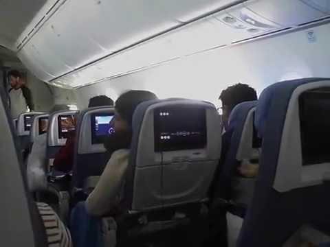 Confronto fra il boeing 787 800 dreamliner di air europa e for Interior 787 air europa