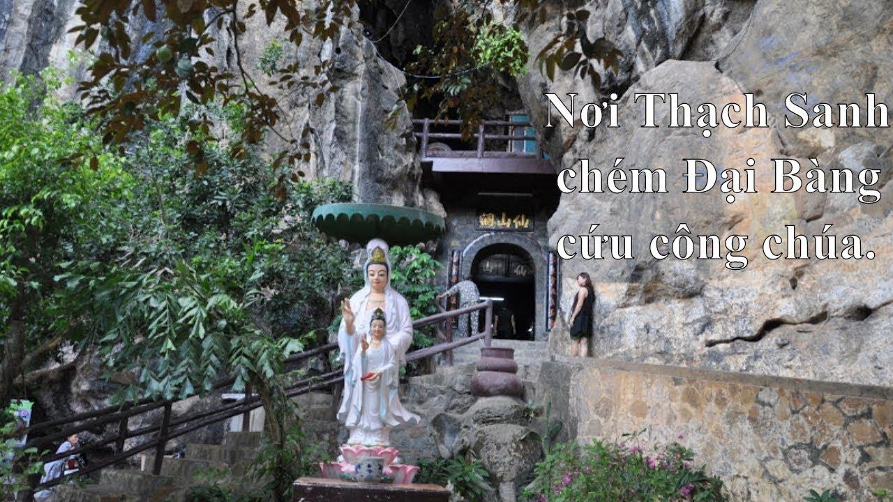 Huyền bí Thạch Động Hà Tiên – Nơi Thạch Sanh cứu công chúa trong cổ tích xưa.