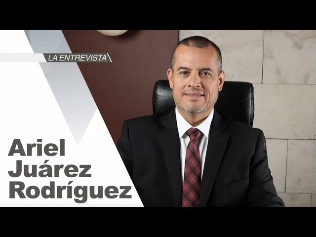 La Entrevista: Ariel Juárez Rodríguez, Presidente Municipal de Cuautitlán