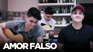 Baixar Amor Falso - Aldair Playboy (Cover Tulio e Gabriel)