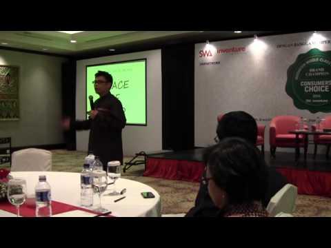 Indonesia Middle Class Brand Forum III: Yuswohady