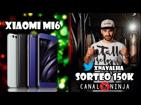 ¡¡SORTEO XIAOMI MI6!! - ESPECIAL 150k - INFORMACION SORTEO | Navalha - Freestyle Gaming