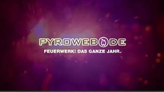 Pyroweb.de Bestellung Unboxing + Produkttest [Full HD]