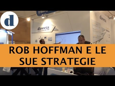 Rob Hoffman e le sue strategie di trading