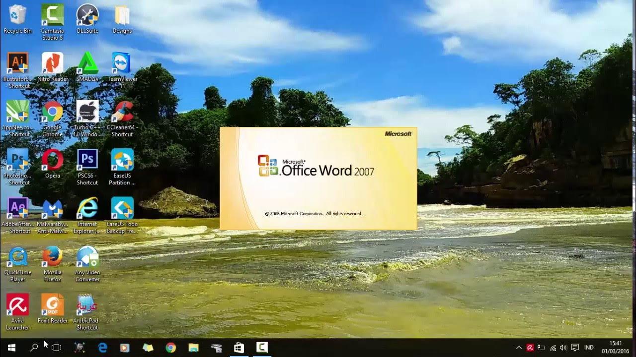 office 2007 macros