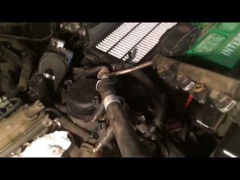 Hyundai Santa Fe 2007, 3.3, P0018 Error Code