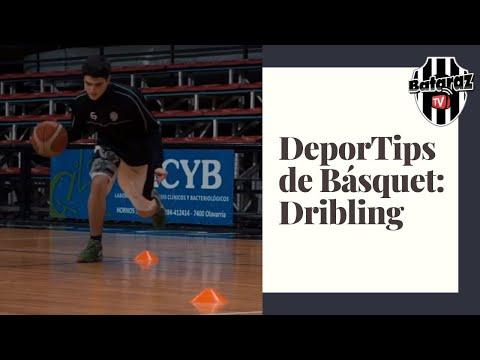 DeporTips de Básquet: Dribling