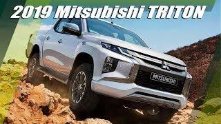 New 2019 Mitsubishi TRITON (L200) Pickup Truck Overview