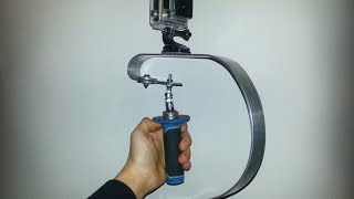 Homemade Steadicam GoPro Tutorial (DIY) // Steadicam Fai da Te per GoPro