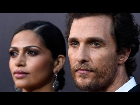 The Truth About Matthew McConaughey's Strange Marriage