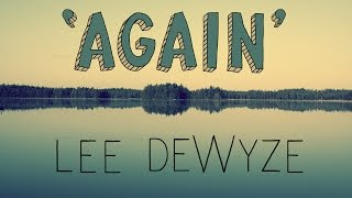 Repeat youtube video Lee DeWyze