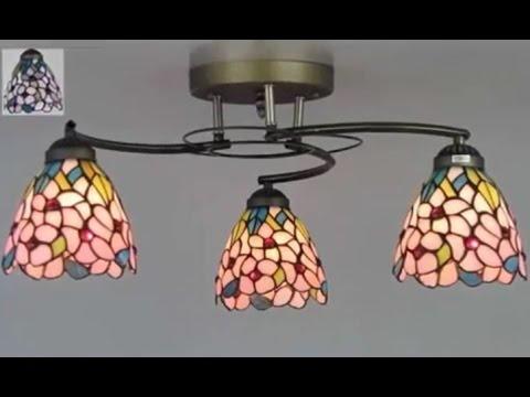 Cмотреть видео Креативные стильные люстры для кухни