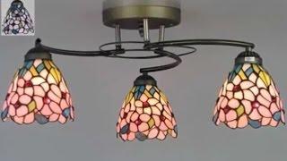 Креативные стильные люстры для кухни