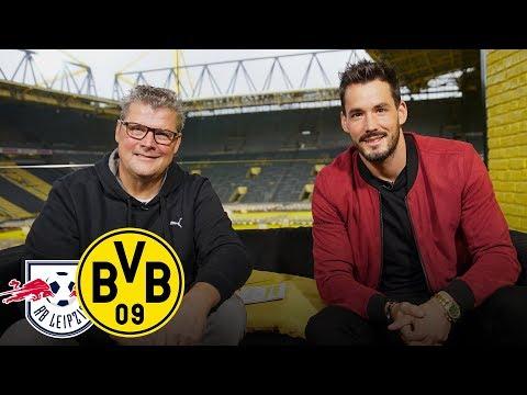 HERE WE GO AGAIN! | Roman Bürki joins BVB Matchday Magazine |RB Leipzig - Borussia Dortmund