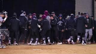 Highlights: Baseball falls to SNHU, 3-2 in 11 Innings