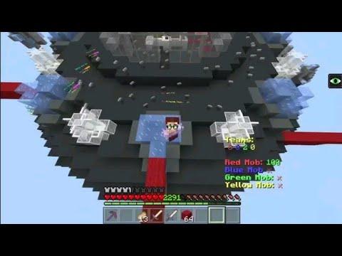 Playing On PC | Minecraft Bedrock | BrokenLens | Mob Wars