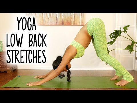 Relaxing Yoga for Low Back Pain, 20 Minute Beginners Feel Good Yoga Flow, Home Routine